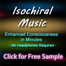 Isochronic Brainwave Entrainment - Enhanced Consciousness in Minutes - Free Samples